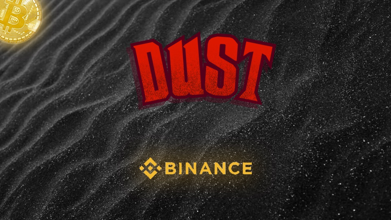 How to Convert Dust on Binance?