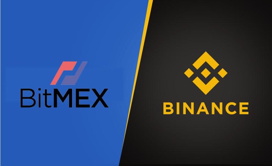 bitmex vs binance