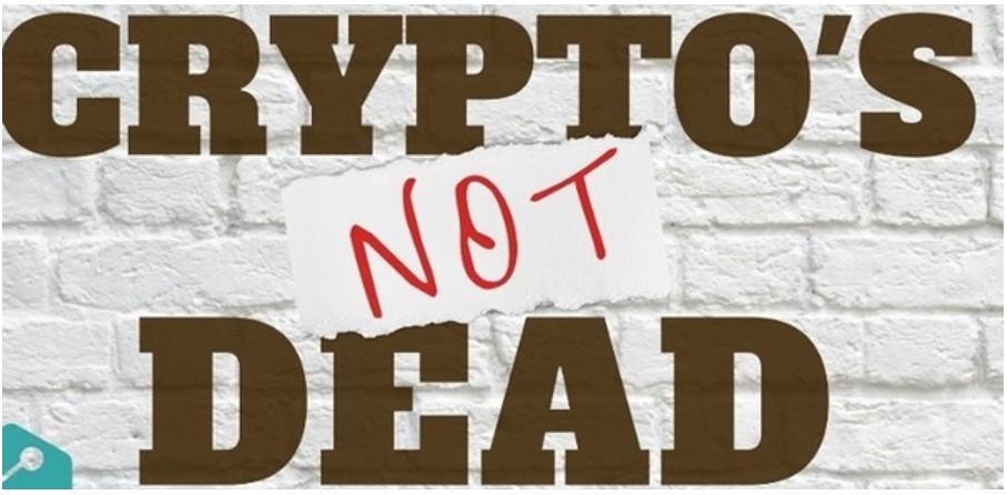 Crypto not dead