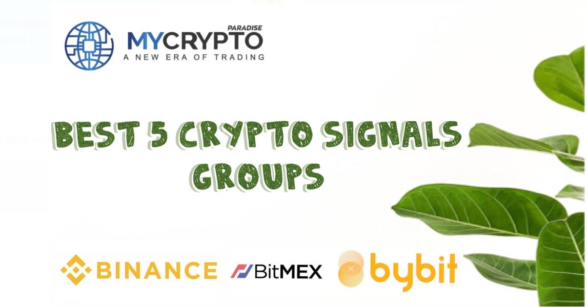 Best 5 Crypto Signals Groups on Telegram