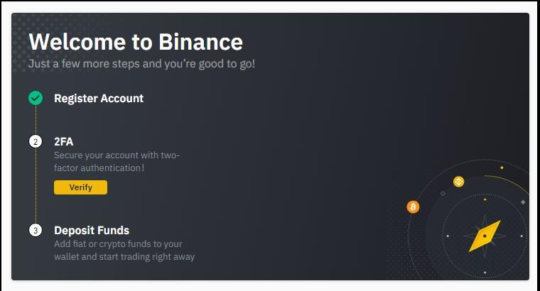 how to deposit Crypto on Binance