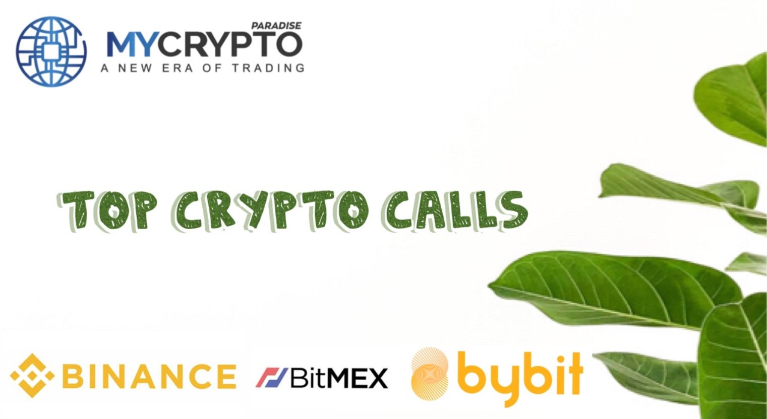 Why Crypto Calls Are Important? What are the top Crypto Calls?
