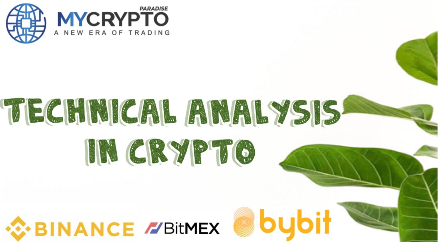 How to conduct technical analysis in the crypto market