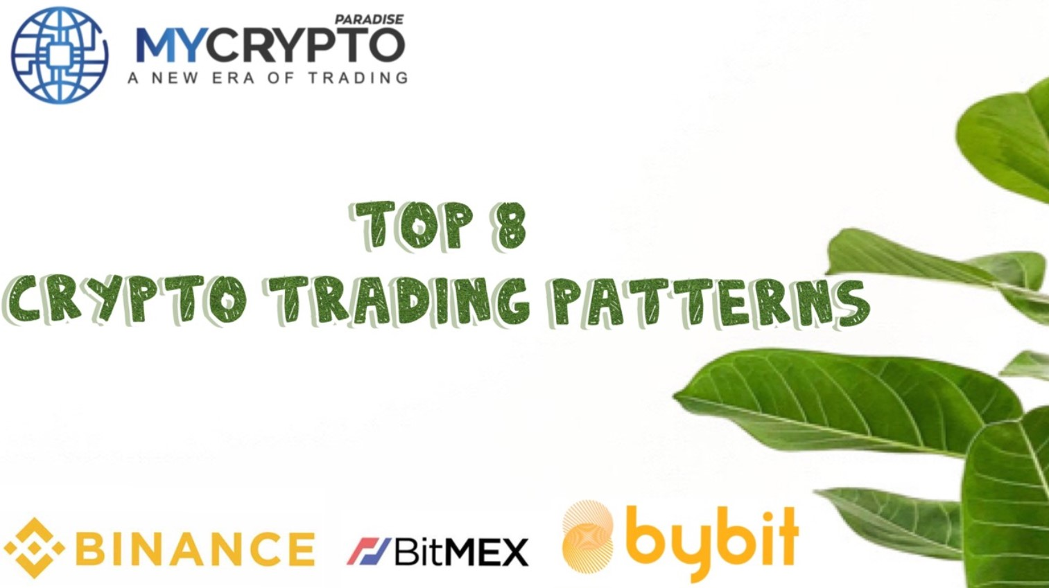 Top 8 Crypto Trading Patterns