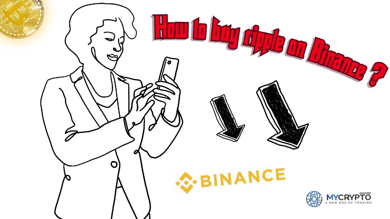 How to buy Ripple on Binance