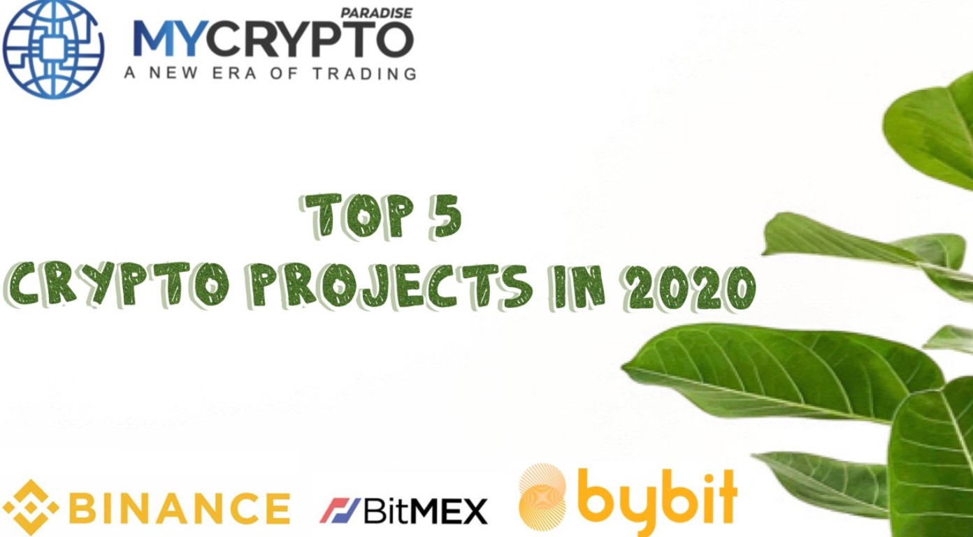 Top 5 Crypto trading projects in 2020?