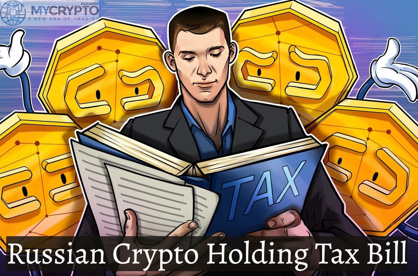 Russia Proposes a 3-Year Jail Term to Individuals Who Fail to Declare Crypto Holdings to the Tax Authority