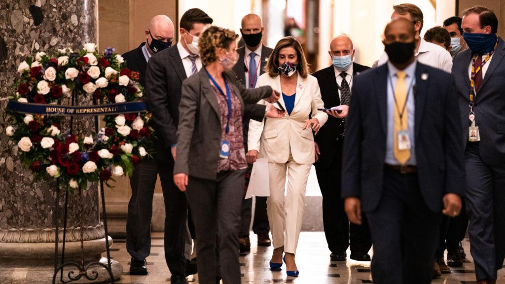 Nancy Pelosi Stimulus Bill