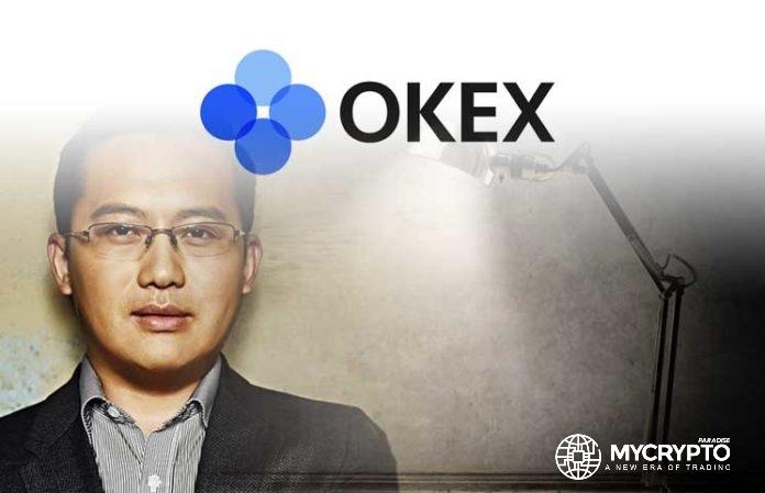 CEO OKEx Jay Hao