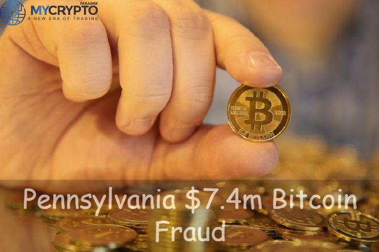 $7.4 Bitcoin scam