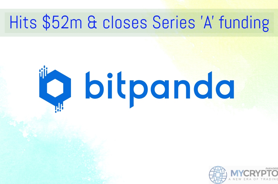 Bitpanda Closes the Series 'A' Funding Round after Hitting $52 Million Mark
