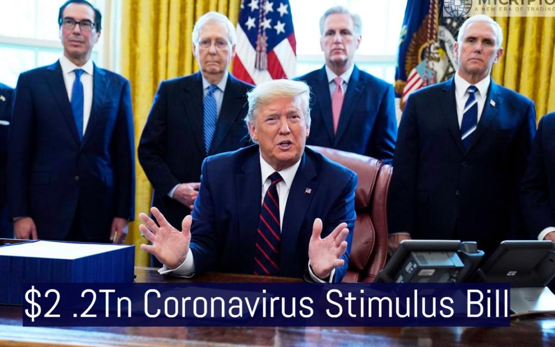 House of Representatives Passes Coronavirus Stimulus Bill, Awaits Senate Nod to become Law