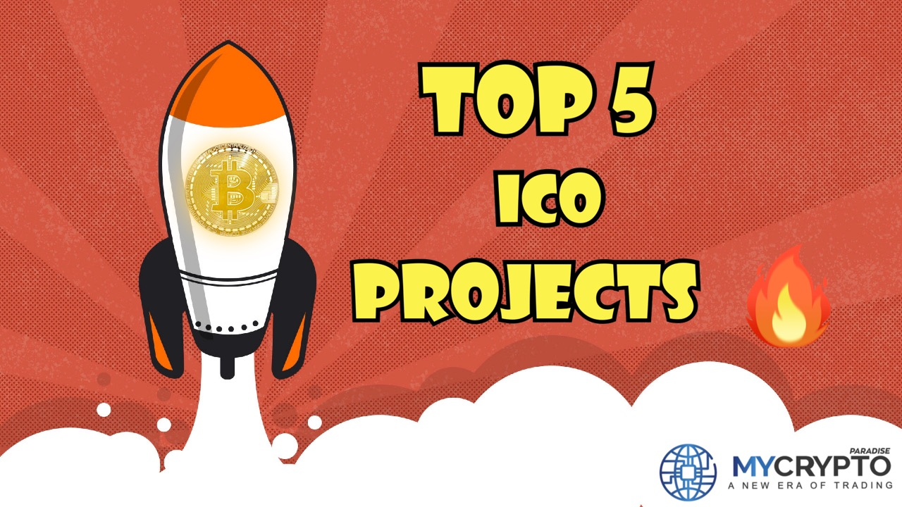 Top 5 ICO Projects With The Biggest ROI