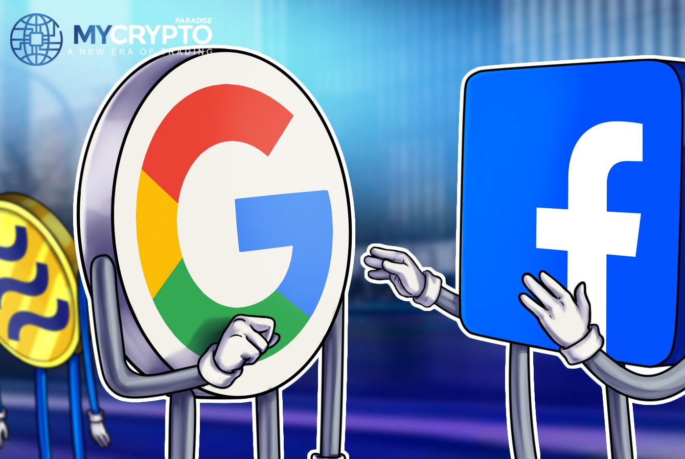 Facebook and Google to adopt bitcoin payment services after PayPal
