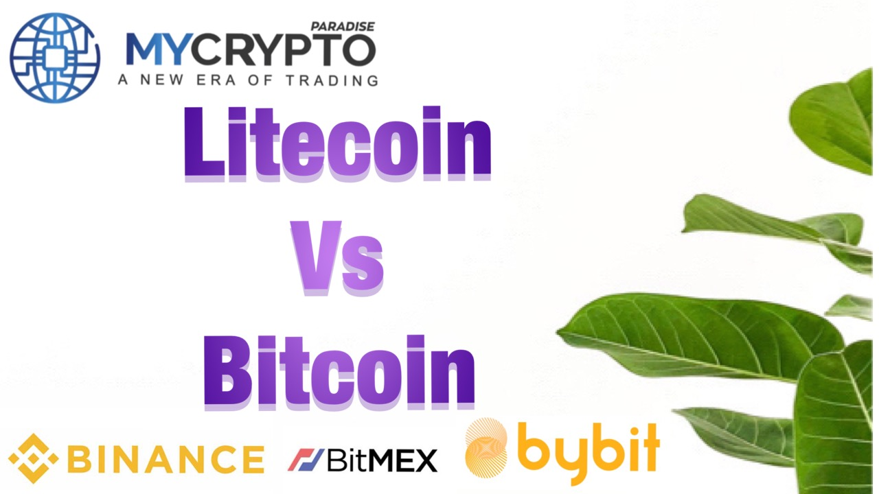 Litecoin vs. Bitcoin; The difference, which one is better
