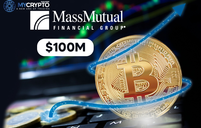 MassMutual Life Insurance Co. buys its first batch of BTC at $100 million
