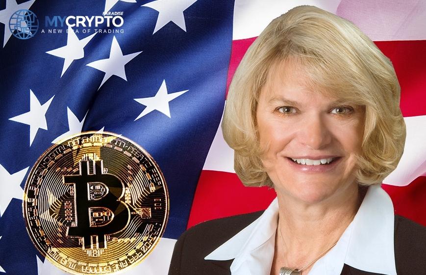 Wyoming Senator-elect Cynthia Lummis