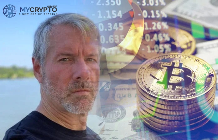 Michael Saylor denies claims of MicroStrategy Turning into a Bitcoin ETC