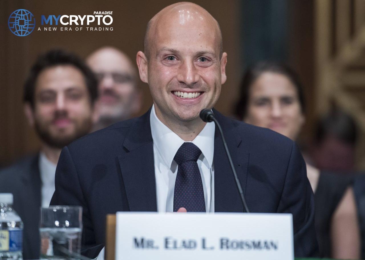 Roisman's appointment