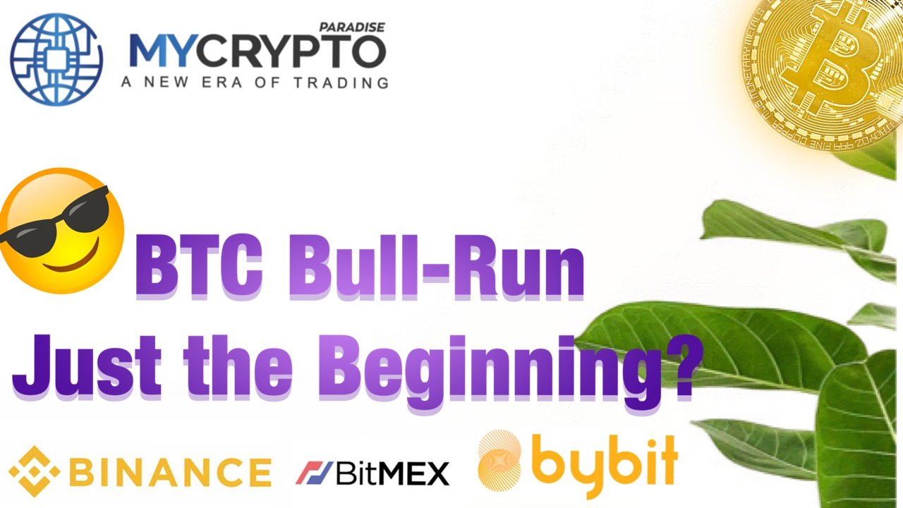 5 Reasons why Bitcoin is at the beginning of the bull run