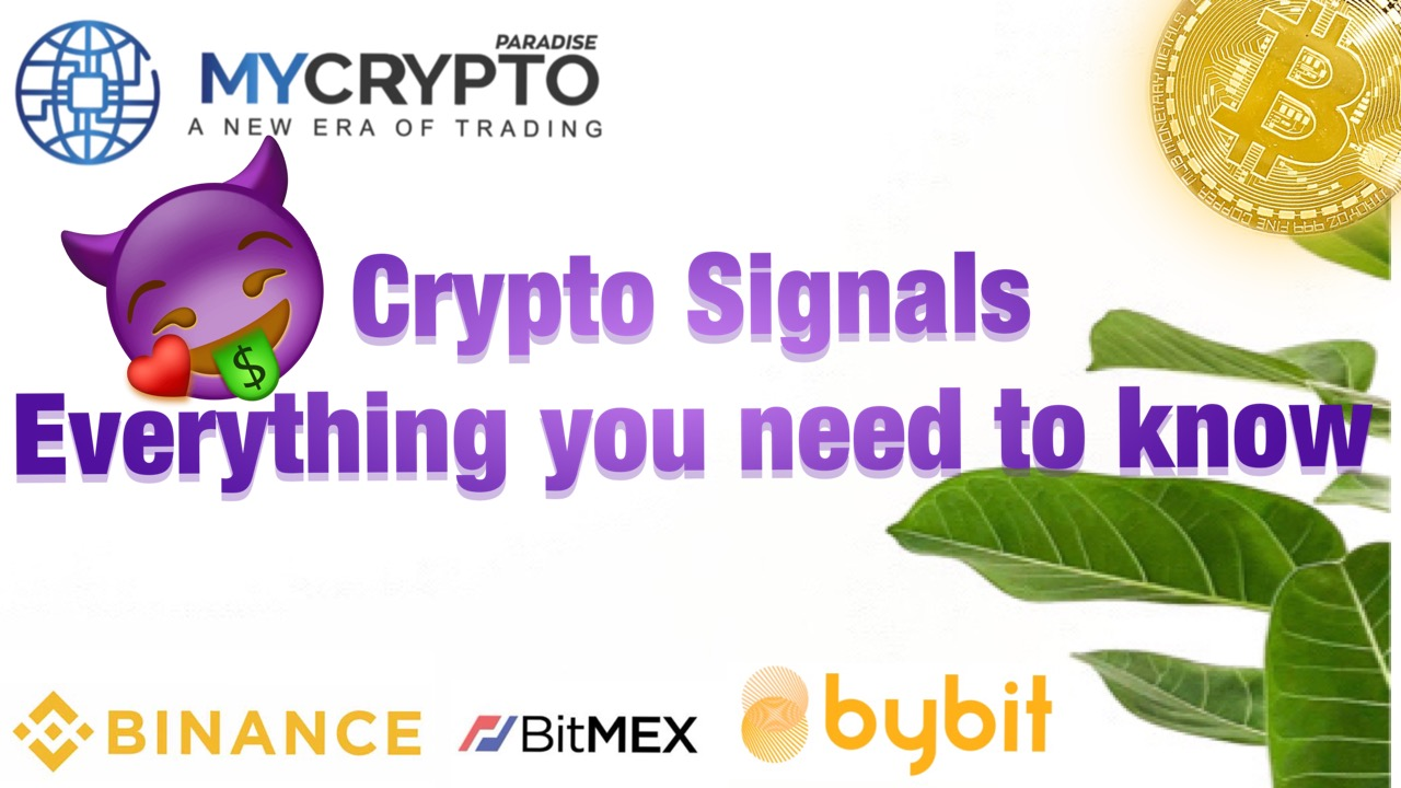 Everything You Need To Know About Crypto Signals