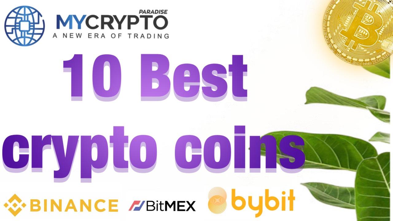 10 Best performing Cryptocurrencies of 2020