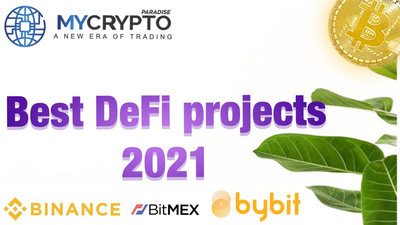 Top 5 DeFi projects to invest in 2021
