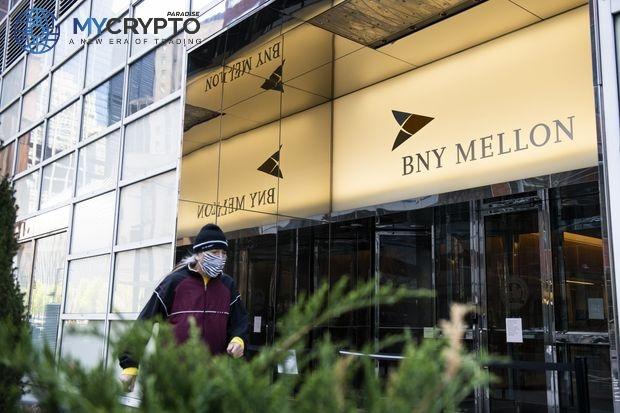 BNY Mellon's digital currencies