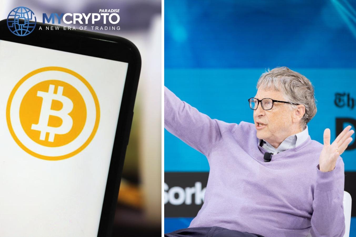 Bill Gates takes a 'Neutral' view on Bitcoin