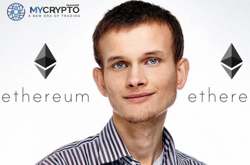 Vitalik Buterin announce the first hard fork upgrade on Ethereum 2.0