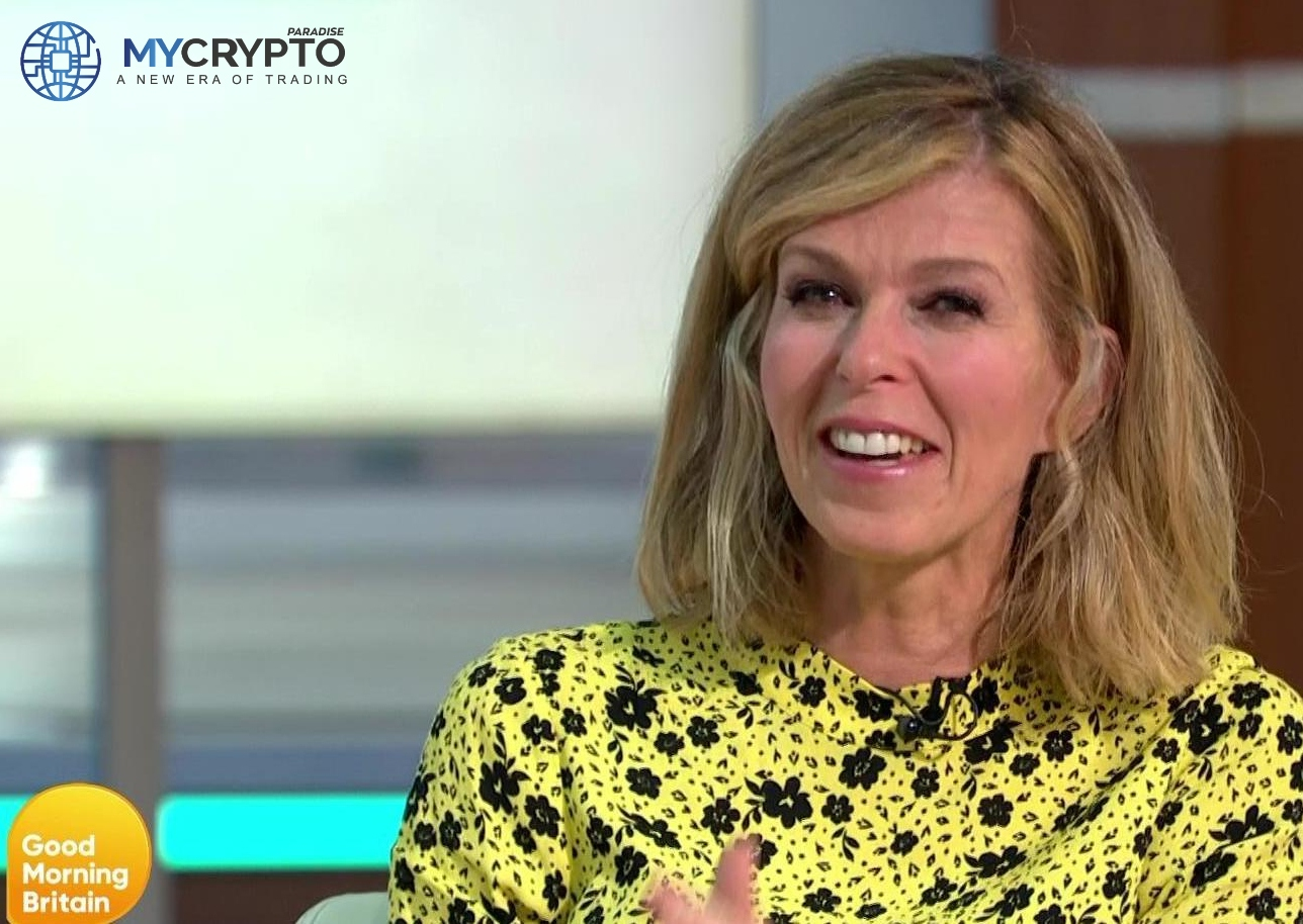 Good Morning Britain's Kate Garraway Alleged Affiliation with Bitcoin True or False?