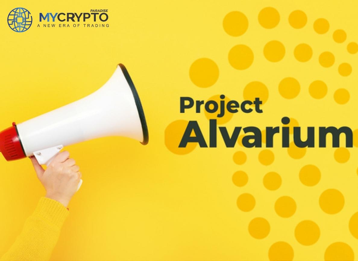 Alvarium illustration