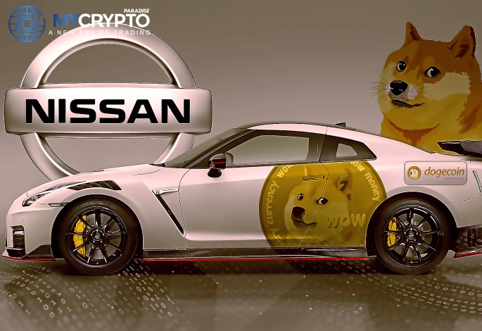 Nissan Accepts Dogecoin(DOGE) as a Payment Option