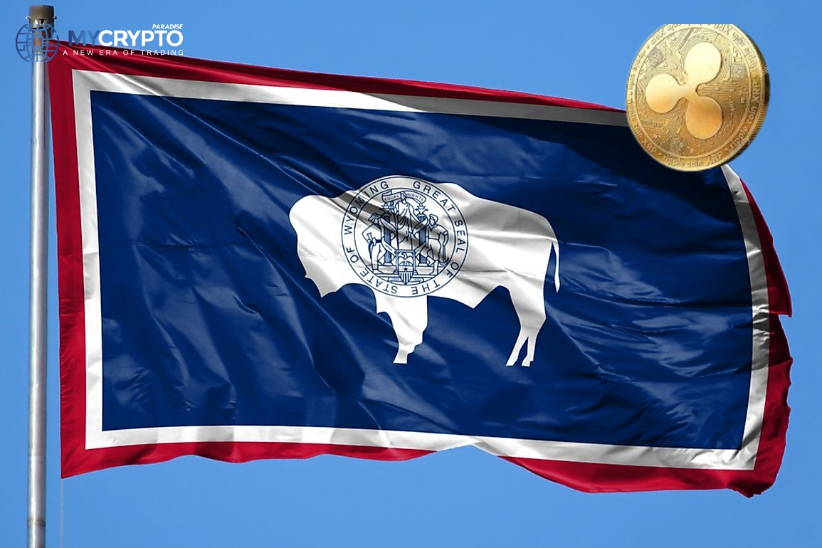 Ripple Registered as a Wyoming Business
