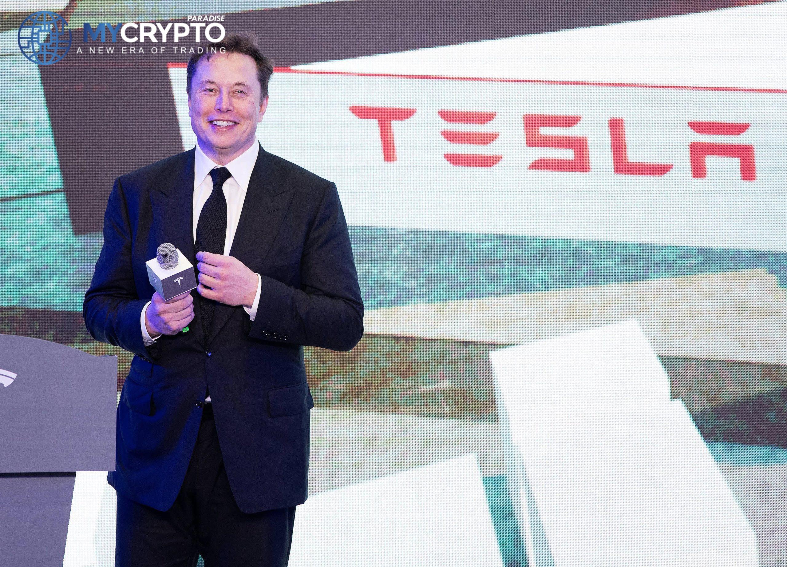 CEO Elon Musk