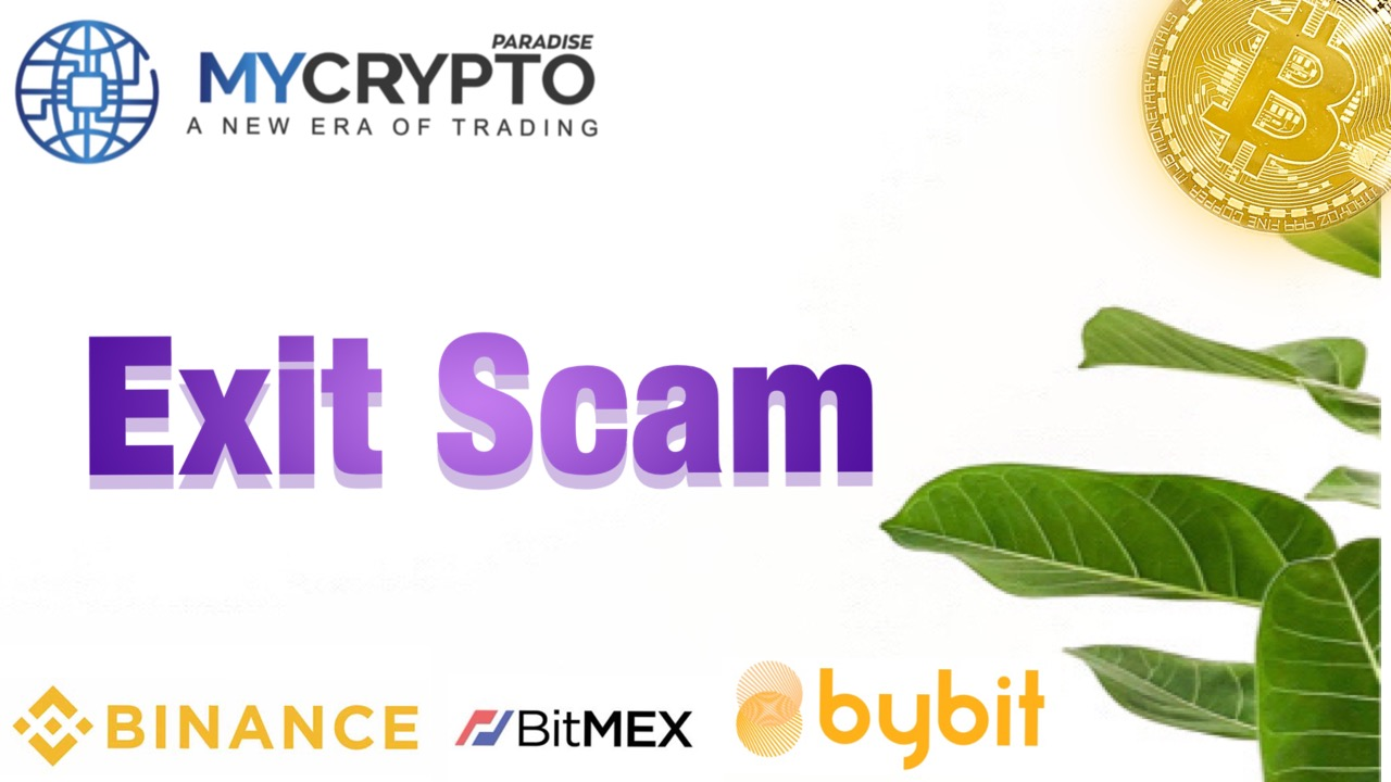 What's a Cryptocurrency Exit Scam? How Do You Spot One?