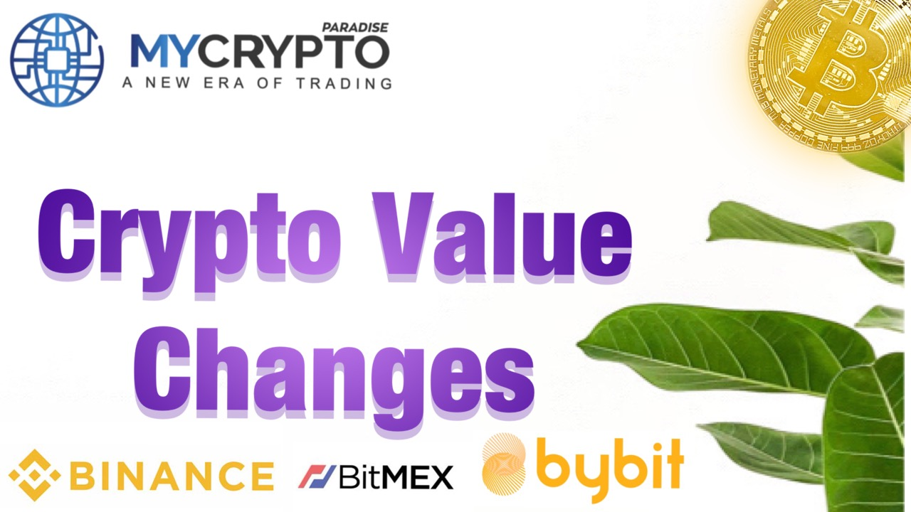 Why does the cryptocurrency value change so often?