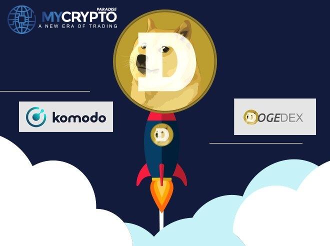 Komodo Launches Decentralized Dogecoin Exchange DogeDEX