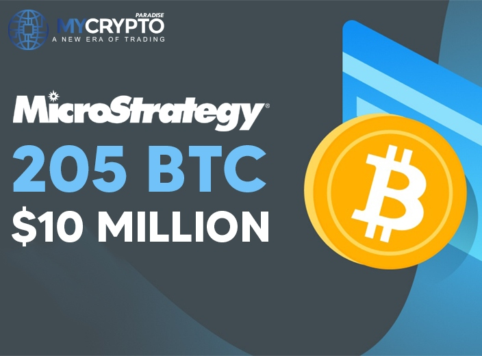 MicroStrategy Makes an Additional Purchase of $10 Million in Bitcoins