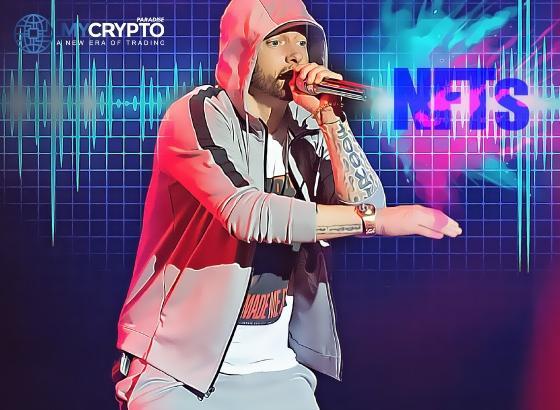 Eminem partners with Gemini's Nifty Gateway