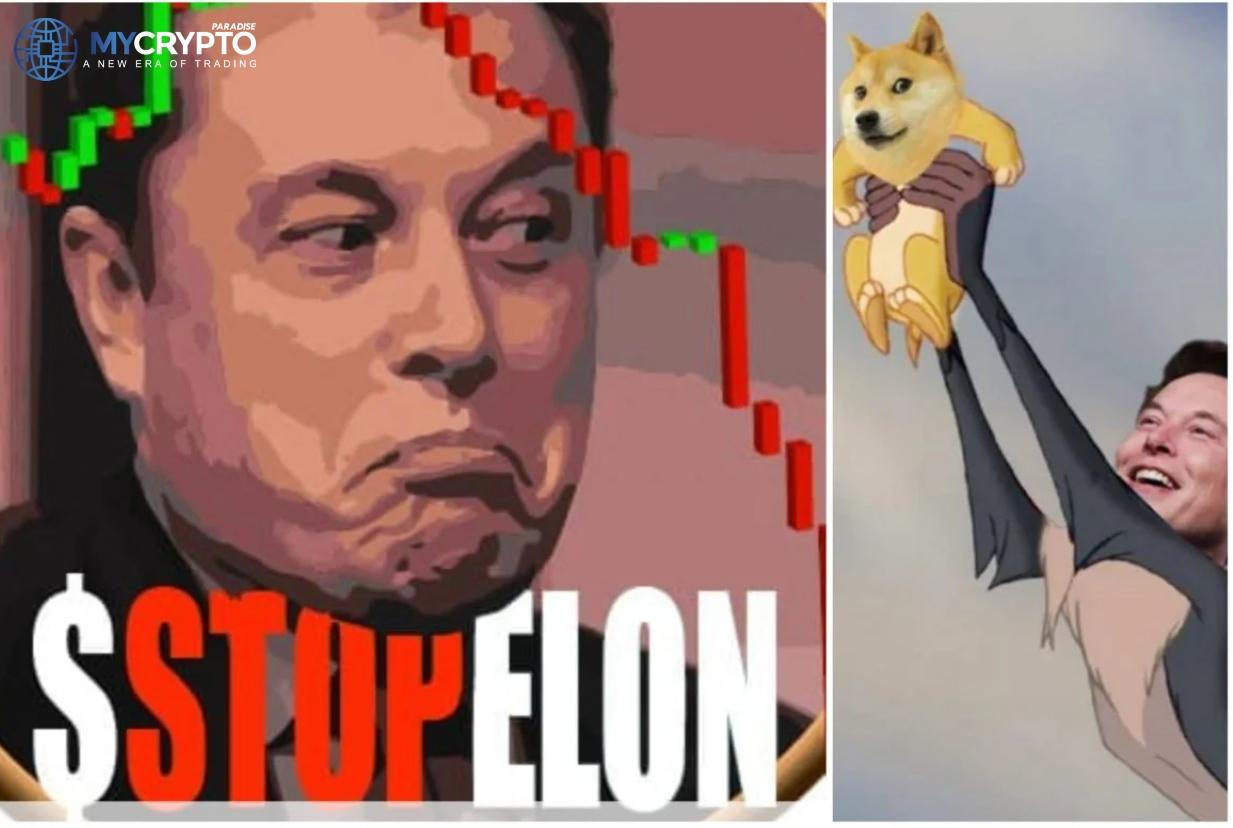 """StopElon"" Cryptocurrency"