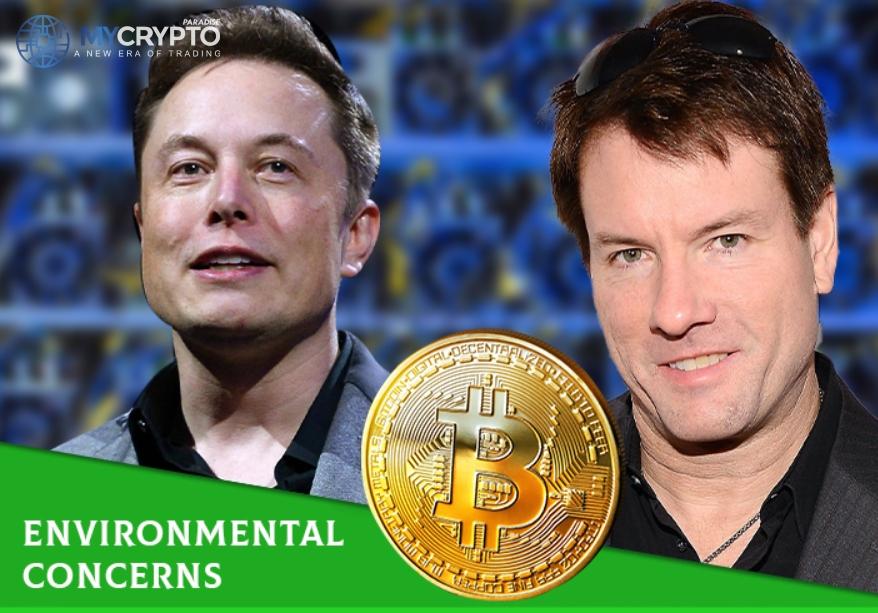 sustainable Bitcoin mining efforts