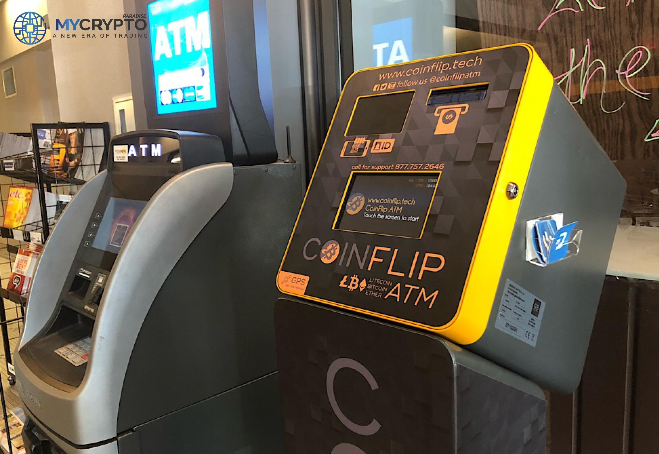 CoinFlip Installs its First 3 ATMs in Alaska