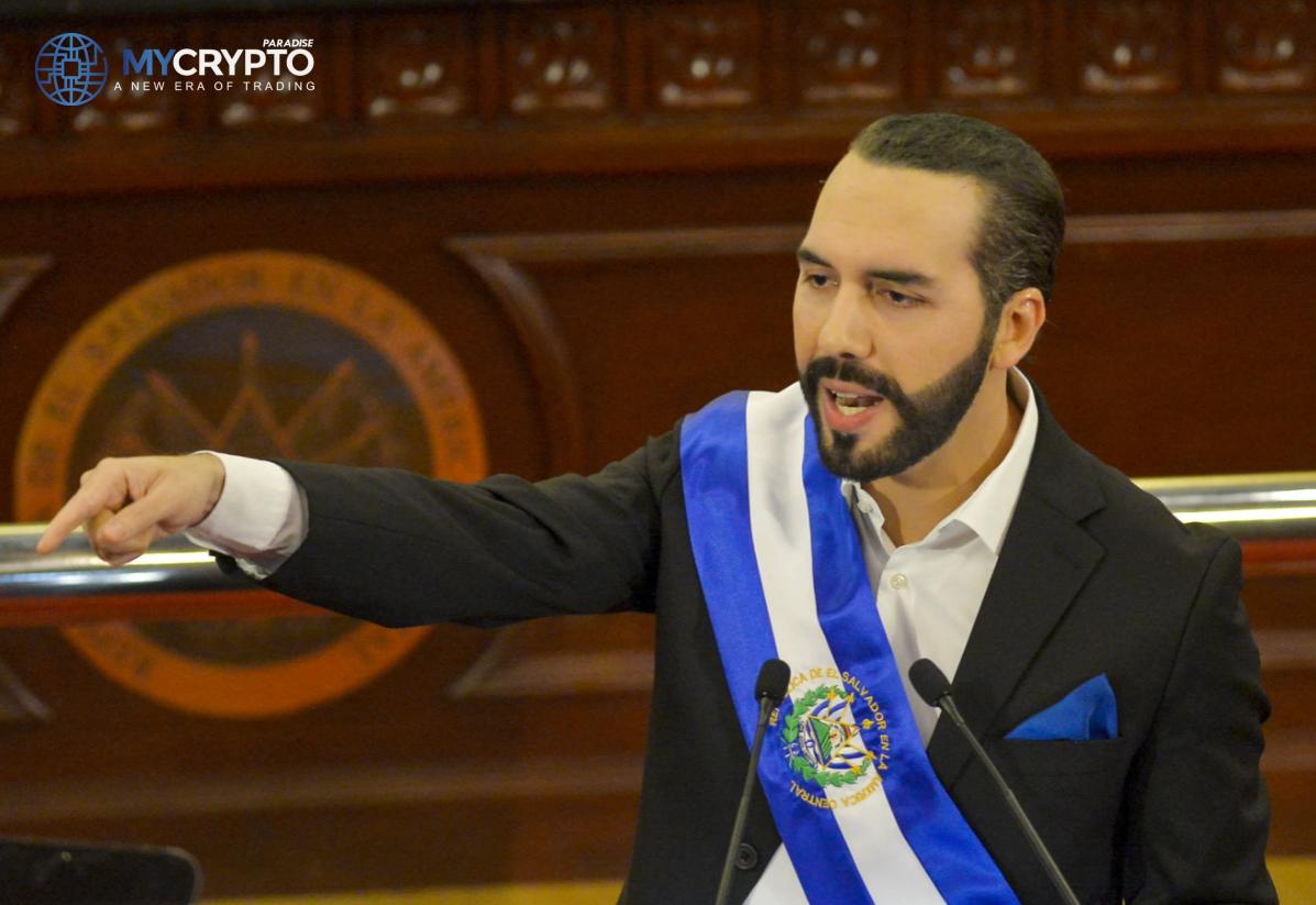 bitcoin legal currency in El Salvador