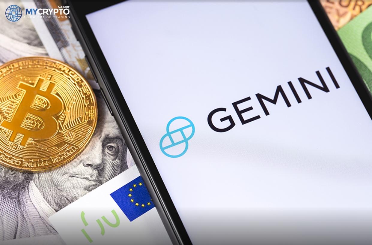 Winklevoss founded crypto exchange Gemini