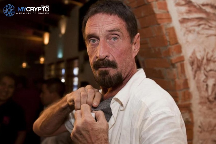Antivirus Software Pioneer John McAfee Found Dead in His Prison Cell in Spain