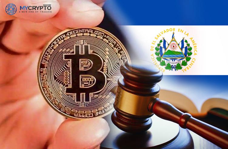 El Salvador's Bitcoin