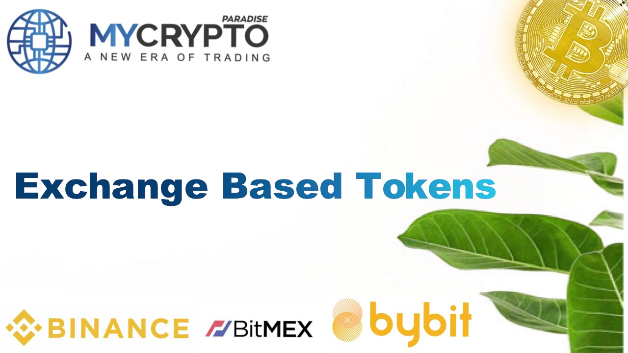 What are Exchange-Based Tokens?