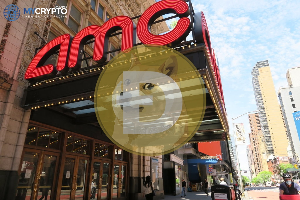 AMC CEO Is Now Considering Adding Dogecoin Payments