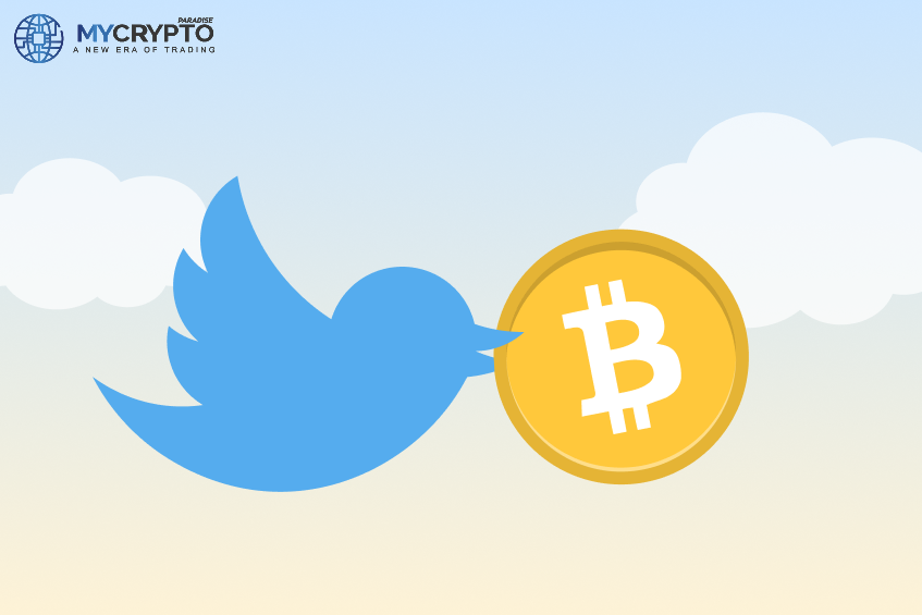Twitter's Bitcoin Tipping Feature is Finally Here